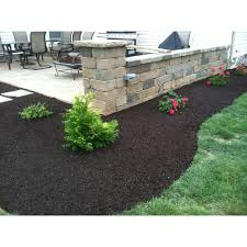 Landscape Design  Install Around A Patio  Retaining Wall - Patio wall design