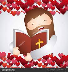 imagenes animadas sobre amor diseño de amor católico vector de stock yupiramos 132442088