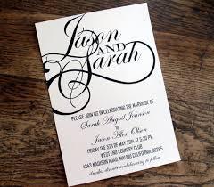 contemporary wedding invitations modern wedding invitations rectangle potrait white black artistic