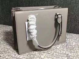 Cowhide Briefcase Ladies New Imported Napa Cowhide Briefcase Multiple Compartments
