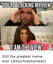 Greatest Internet Memes - inouire blocking my view m the view still the greatest meme ever