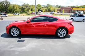2013 red hyundai genesis coupe 2 0t trust auto used cars