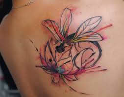dragonfly tattoo google search ink pinterest watercolor