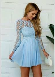 light blue dress light blue lace dresses naf dresses