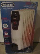 Comfort Temp Delonghi Delonghi Oil Heater Ebay