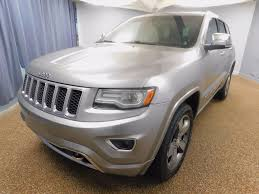 jeep grand cherokee overland 2014 used jeep grand cherokee 4wd 4dr overland at north coast auto