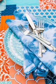 Vanity Napkins How To Make Your Own Shibori Style Tie Dye Napkins Hgtv