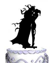 batman wedding cake toppers meijiafei batman harley quinn cake topper