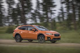grey subaru crosstrek review 2018 subaru crosstrek the crossover for active