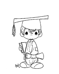 pencil coloring pages graduation cap and pencil coloring pages color luna