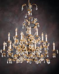 Italian Chandeliers Wrought Iron Chandelier With Italian Glass Flowers Lighting