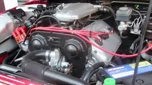 alfa romeo montreal engine alfa romeo sz engine sound youtube
