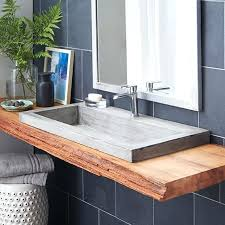 stone vessel sink amazon stone sink trough stone rectangular drop in bathroom sink stone