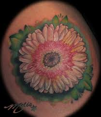 daisy tattoos and designs page 114