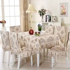 tablecloths and chair covers sunnyrain 5 7 luxury table cloth set lace tablecloth chair