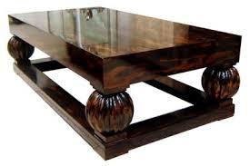 art deco style coffee table art deco macassar ebony coffee table ruhlmann style coffee table