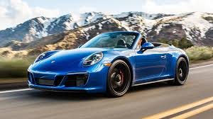 porsche convertible 4 seater 2018 porsche 911 carrera gts first drive better in all the right ways