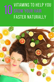 10 vitamins for hair growth that you should start using today