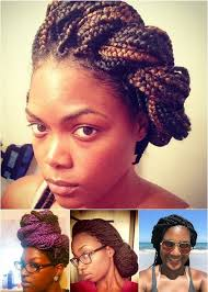 updo hairstyles with big twist 50 exquisite box braids hairstyles to do yourself updos box