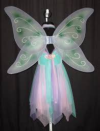 Halloween Costumes Tinkerbell Adults Fairy Wings Halloween Costume Tinkerbell Fae Lotr Gothic Glitter