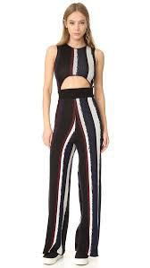 east clothing baja east sleeveless jumpsuit shopbop