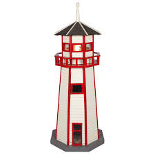 decorative lighthouses for in home use large folk art lighthouse floor lamp for sale at 1stdibs