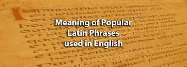 meaning of popular phrases in englishop