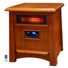 how do infrared heat ls work lifesmart zone 1500 watt 8 element infrared heater with deluxe all