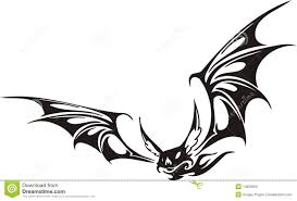 tribal bat royalty free stock images image 14526069