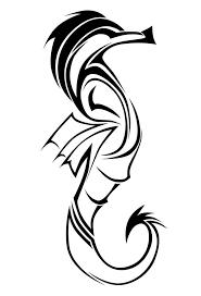 36 best seahorse tattoos i like images on pinterest seahorse