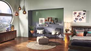 best interior paint colors that go with red brick home