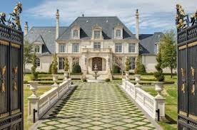 large mansions why are all american houses like mansions quora