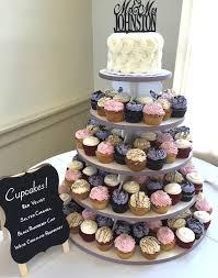 wedding cupcake tower cupcake wedding displays 3 sweet cakery