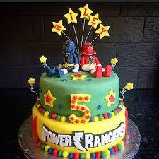 power rangers birthday cake superheroes power rangers birthday cake and blue ranger 7th