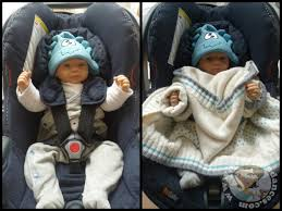 comment attacher siège auto bébé sécurité auto et manteau non mais des astuces oui