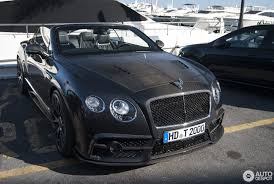 bentley mansory prices bentley continental gtc mansory 2015 29 may 2016 autogespot