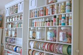 Storage Unit Organization Ideas by Celebrate Creativity