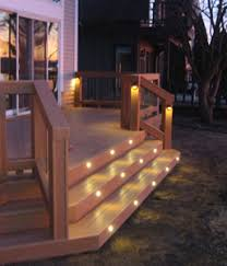 Recessed Deck Lighting Deck Lighting Gossen