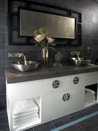 Bathroom Ideas Gray 22 Stylish Grey Bathroom Designs Decorating Ideas Design Trends
