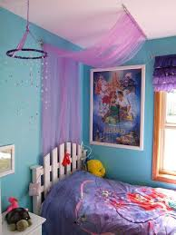The Little Mermaid Curtains 20 Magical Diy Bed Canopy Ideas Will Make You Sleep Romantic