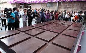 Top Chocolate Bars Uk And The Country With The World U0027s Biggest Chocolate Bar Is