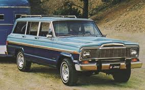 jeep kaiser wagoneer wedgewood blue 1979 jeep wagoneer two tone over e paint cross
