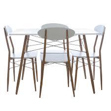 tavoli sedie set tavolo e 4 sedie in legno tavoli e tavolini arredo living