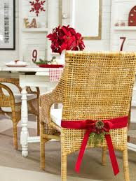 dress your dining room for the holidays hgtv