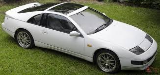 nissan skyline non turbo 3000zx 1990 targa top manual body interior gc z32 engine non turbo