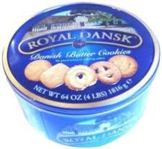 royal dansk butter cookies 12 oz tin http www
