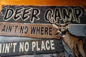 top 30 custom signs for home decor hunting lodge personalized