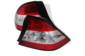 2001 honda civic tail lights spyder led tail lights set get fast free shipping
