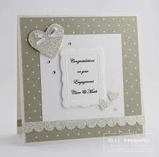 engagement card for sparkling congratulations u2026 lily by gilly