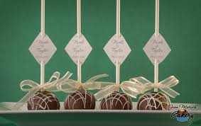 wedding cake pops jean s cakery flat top cake pops are great for